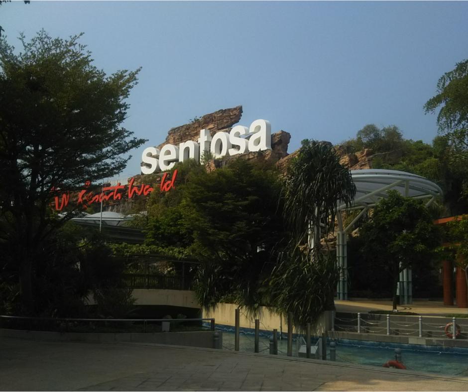 シンガポール旅行*セントーサ島のおすすめスポット3つ